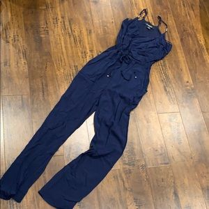 Le chateau Navy jumper